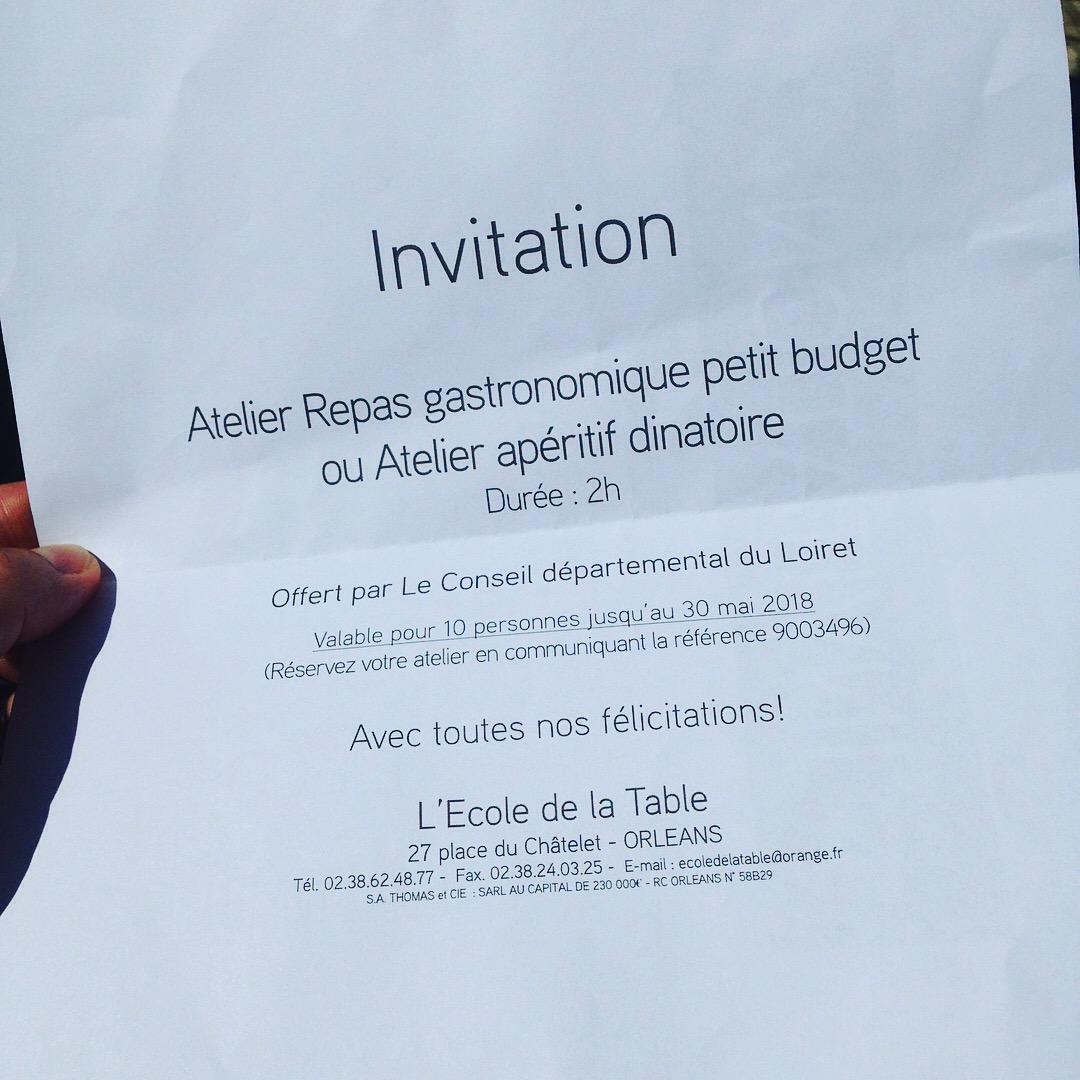 Coll ge montjoie 45 acad mie orl ans tours en direct - Cours de cuisine orleans ...